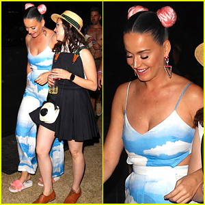 Katy Perry Has Been Showing PDA with Orlando Bloom at Coachella 2016!