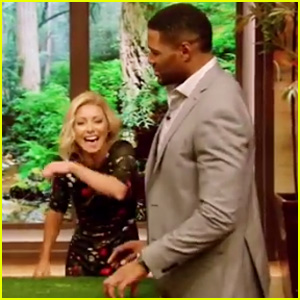Kelly Ripa Mentions 'Contract Negotiations' In Front of Michael Strahan, Awkward Moment Ensues - Watch Now!