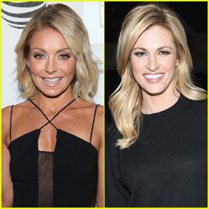 Erin Andrews Will Step in for Kelly Ripa on 'Live!' This Week