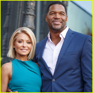 Kelly Ripa to Return to 'Live!' Alongside Michael Strahan Next Week