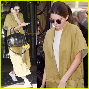 Kendall Jenner Doesn't Like Working Out With Other People