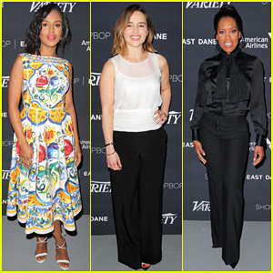 Kerry Washington, Emilia Clarke & More Team Up For Variety's Actors On Actors!