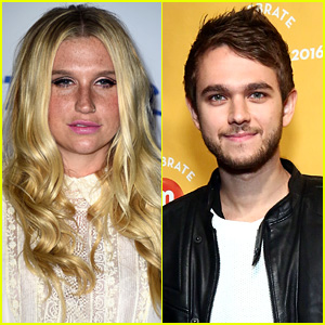 Kesha Confirms New Music with Zedd, Shares Photo From Recording Studio!
