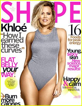 Khloe Kardashian Talks Her Fab Figure: 'I Feel Empowered & Badass'
