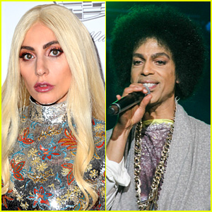 Lady Gaga Pays Tribute to Prince After His Death