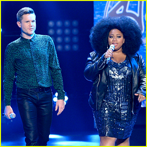 La'Porsha Renae & Trent Harmon Sing 'It Takes Two' at 'American Idol' Finale (Video)
