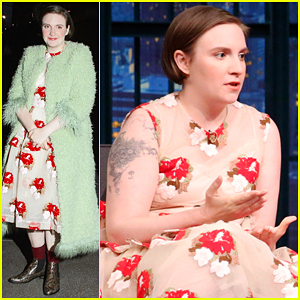 Lena Dunham On Showing Her Private Parts On 'Girls': 'I Didn't Go All The Way'!