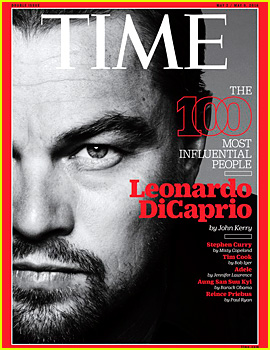 Leonardo DiCaprio, Nicki Minaj, & More Named 'Time100' Most Influential People