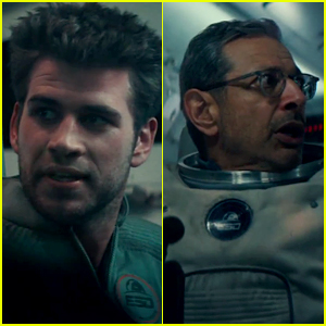 Liam Hemsworth & Jeff Goldblum Fight to Survive in New 'Independence Day' Trailer - Watch Now!
