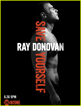 Liev Schreiber Goes Shirtless for 'Ray Donovan' Season 4 Poster