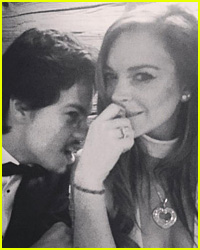 Is Lindsay Lohan Really Engaged to Egor Tarabasov?