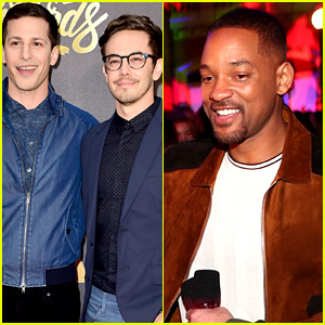 Lonely Island Pays Tribute to Generation Award Winner Will Smith at MTV Movie Awards 2016 - Watch Now!