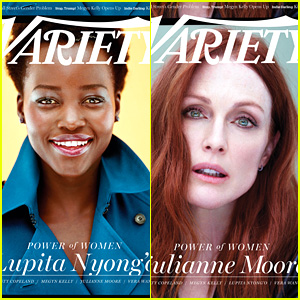 Julianne Moore, Lupita Nyong'o & More Cover Variety's Power of Women Issue