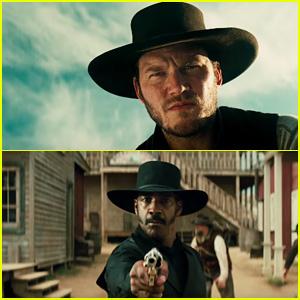 Denzel Washington & Chris Pratt Lead Outlaws in 'The Magnificent Seven' Trailer - Watch Now!