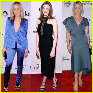 Malin Akerman, Gillian Jacobs, & Christina Applegate Premiere Movies at Tribeca Film Festival!