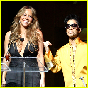 Mariah Carey Will 'Never Get Over' Prince's Death (Video)