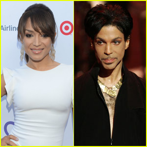 Prince's Ex-Wife Mayte Garcia Says 'He's with Our Son Now'