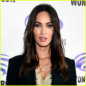 Megan Fox Comments on Pregnancy, Jokes About Baby's Father
