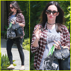 Megan Fox Steps Out After Hawaiian Trip With Brian Green