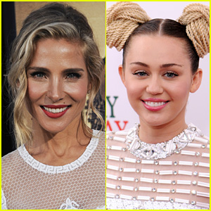 Miley Cyrus Has Lunch with Liam Hemsworth's Sister-in-Law Elsa Pataky! (Photo)