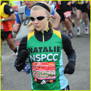 Natalie Dormer Doesn't Care About Her London Marathon Time