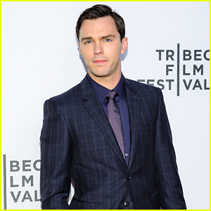 Nicholas Hoult Premieres 'Equals' at Tribeca Film Festival 2016