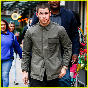 Nick Jonas Challenges Brother Joe in Apple Watch Ad - Watch Now!