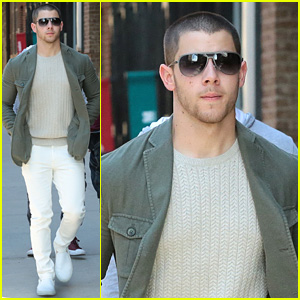 Nick Jonas to Receive Huge Honor at Songwriters Hall of Fame Gala