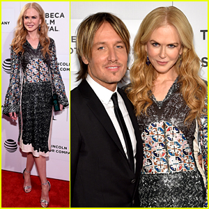 Nicole Kidman Premieres 'Family Fang' at TFF with Keith Urban
