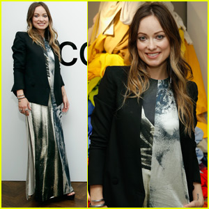 Olivia Wilde Supports H&M Conscious Collection