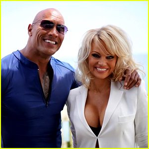 Pamela Anderson Officially Joins Cast of the 'Baywatch' Movie