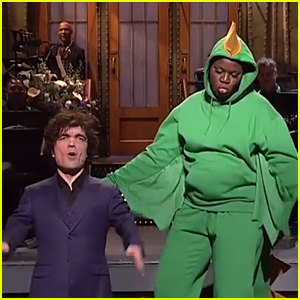 Peter Dinklage Has George R.R. Martin Write His 'SNL' Monologue - Watch Now!