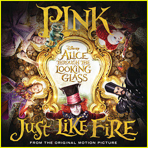 Pink Debuts 'Alice Through The Looking Glass' Song 'Just Like Fire' - Stream & Lyrics!