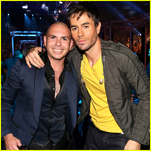 Pitbull & Enrique Iglesias Drop 'Messin' Around' - Stream & Lyrics!