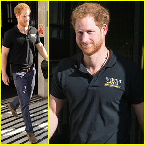 Prince Harry Gets Asked If He'll Ever Be King By 9-Year-Old Boy!