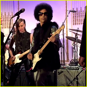 Prince Performs at 'SNL 40' After Party in Newly Released Video - Watch Now!