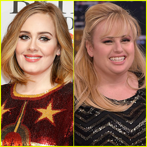 Rebel Wilson Responds to Adele Biopic Rumors