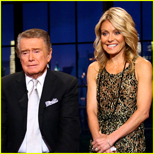 Regis Philbin Speaks Out About Kelly Ripa Being Blindsided
