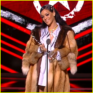 Rihanna Gives Heartfelt Black Girls Rock! Acceptance Speech - Watch Now!