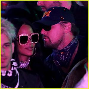 Rihanna & Leonardo DiCaprio Meet Up at Coachella's Neon Carnival!