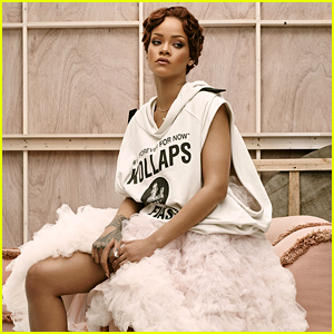 Rihanna Stars in Stance Campaign for Her New Sock Collection