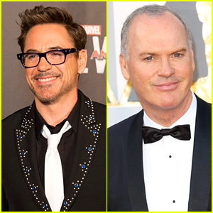 Robert Downey Jr Joins Marvel's 'Spider-Man' Reboot, Michael Keaton Out as Villain