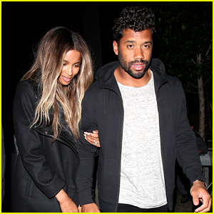 Russell Wilson Gives Ciara's Legs a 12 Out of 10