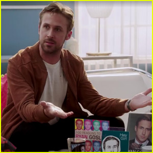 Ryan Gosling Says He's Never Even Said 'Hey Girl'