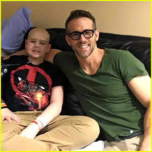 Ryan Reynolds Writes Moving Tribute for Teenage 'Deadpool' Fan Who Died from Cancer