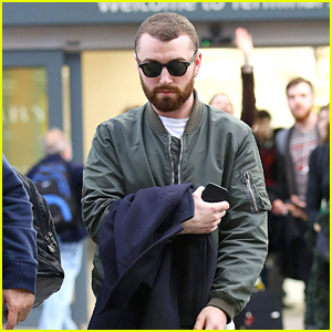 Sam Smith Gets Warm Welcome Back to London