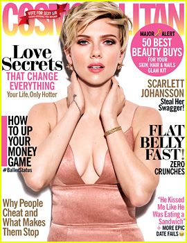 Scarlett Johansson Describes Hitting Rock Bottom in a Past Romantic Relationship: He Was 'Forever Unavailable'
