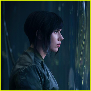 Scarlett Johansson in 'Ghost in the Shell' - First Look Photo!