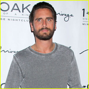 Scott Disick Has 'Nothing But Happiness' for Rob Kardashian
