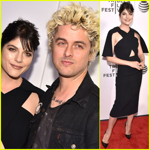 Selma Blair & Billie Joe Armstrong Bring 'Geezer' to Tribeca 2016